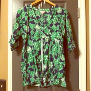Lilly Pulitzer babydoll top